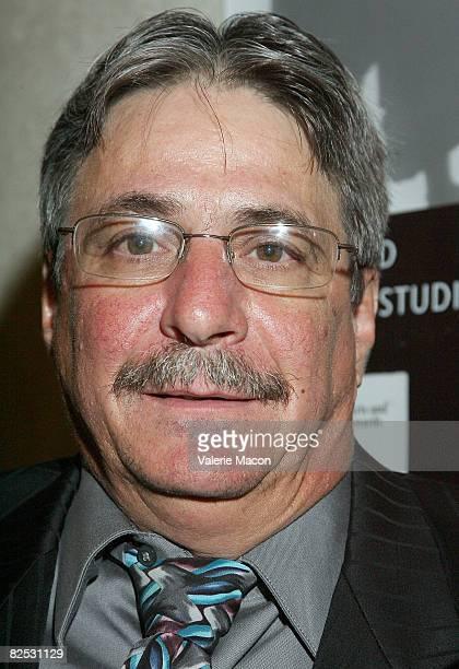 Joe Cirincione from Evertz Technologies Limited recipients of the Philo T Farnsworth Corporate Achievement Award arrives at the 2008 Primetime Emmy...
