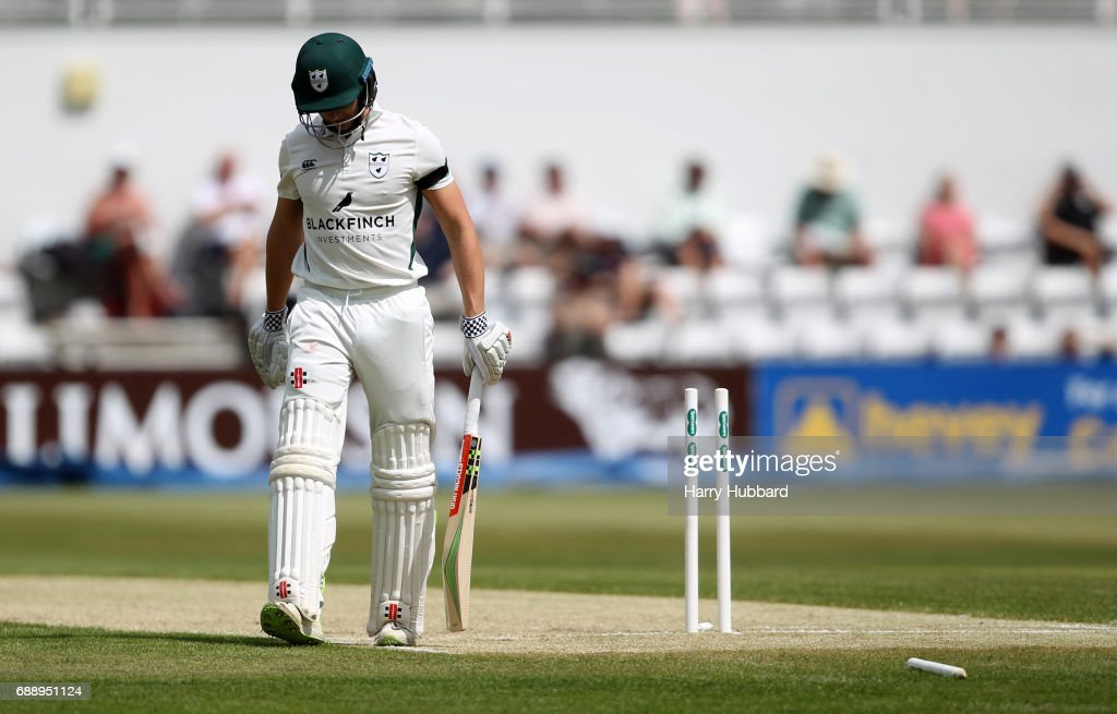 Northamptonshire v Worcestershire - Specsavers County Championship: Division Two