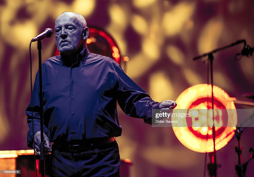 Joe Cocker In Concert At Palais Nikaia In Nice : News Photo