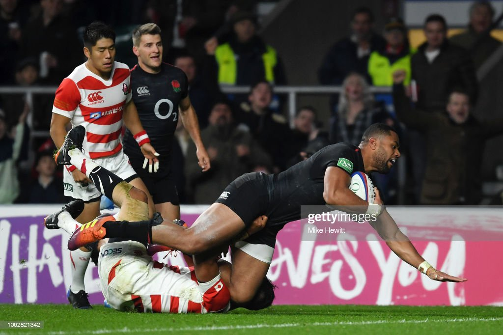 England v Japan - Quilter International : News Photo