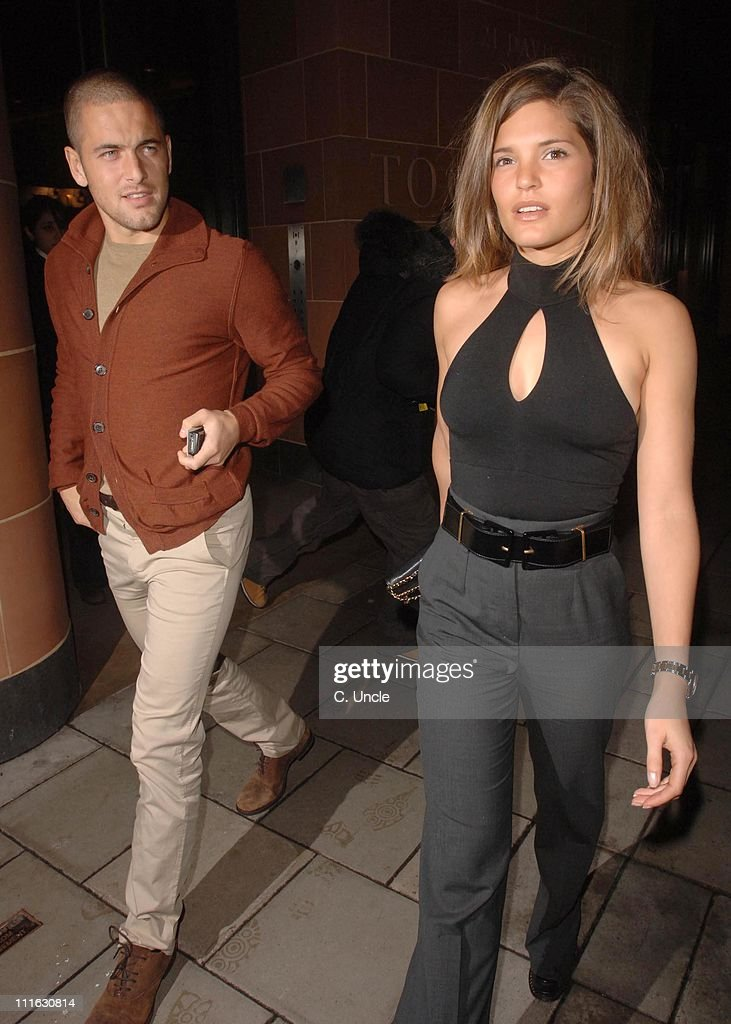 Joe Cole and Carly Zucker Sighting at Cipriani's - October 23, 2006