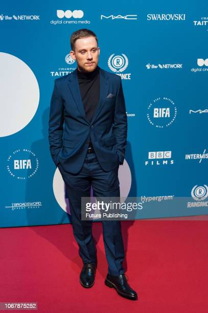 Joe Cole attends the 21st British Independent Film Awards at Old Billingsgate in the City of London December 02 2018 in London United Kingdom