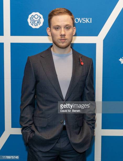 Joe Cole attends the BIFA nominations announcement at Regent Street Cinema on October 30 2019 in London England