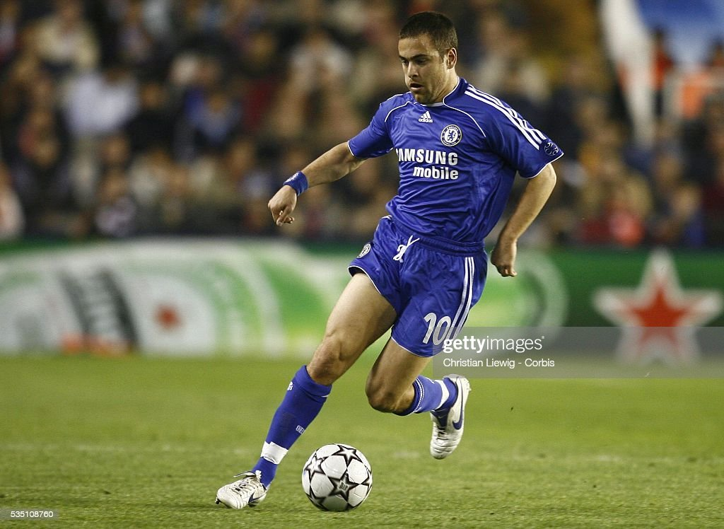Soccer - UEFA Champions League - Valencia CF vs. Chelsea FC : ニュース写真