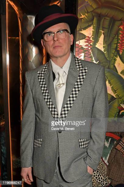 Joe Corre attends the 'Country Town House Great British Brands' party at Annabel's on January 27 2020 in London England