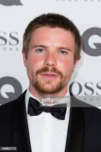 Joe Dempsie arrives for GQ Men Of The Year Awards 2016 at Tate Modern on September 6 2016 in London England