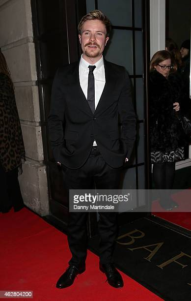Joe Dempsie attends the BAFTA Film Gala Dinner at BAFTA on February 5 2015 in London England