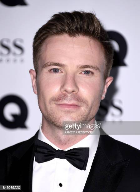 Joe Dempsie attends the GQ Men Of The Year Awards at the Tate Modern on September 5 2017 in London England