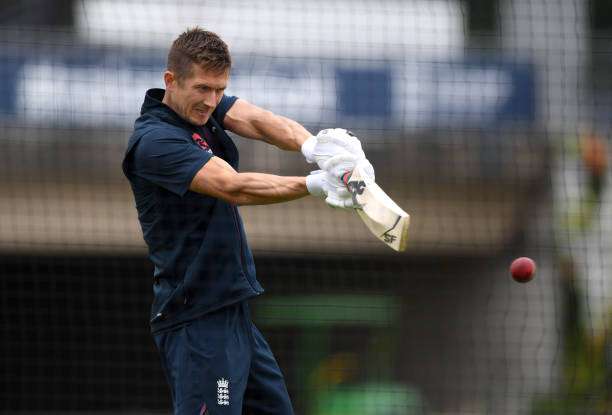 GBR: England v West Indies: Day 2 - First Test #RaiseTheBat Series
