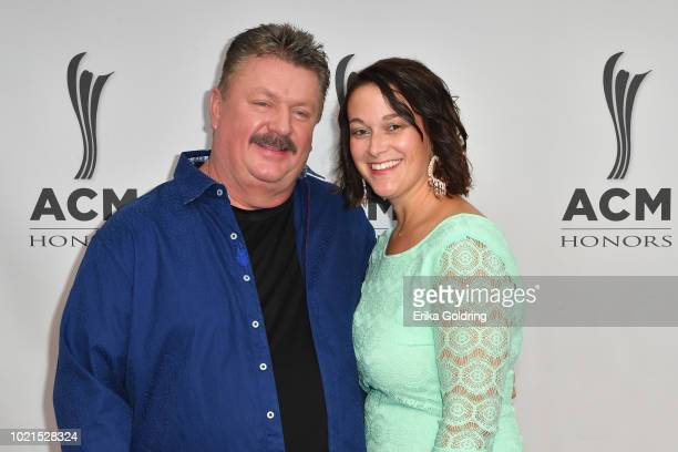 Joe Diffie attends the 12th Annual ACM Honors at Ryman Auditorium on August 22, 2018 in Nashville, Tennessee.
