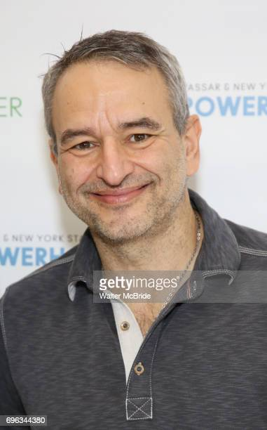 Joe DiPietro attends the Media Day for 33rd Annual Powerhouse Theater Season at Ballet Hispanico in New York City