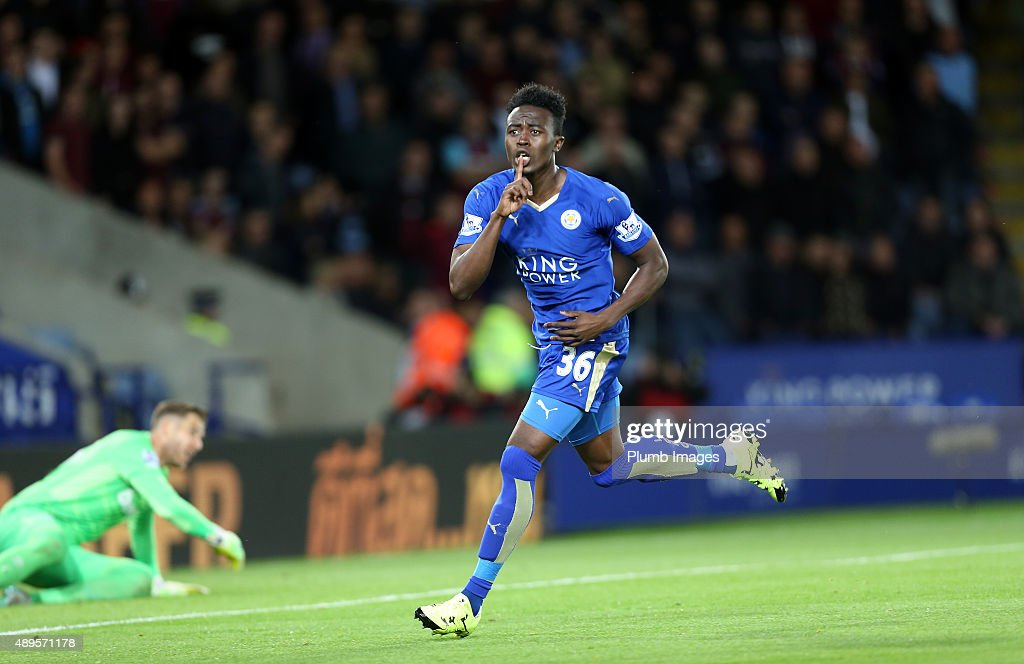 Leicester City v West Ham United - Capital One Cup Third Round : News Photo