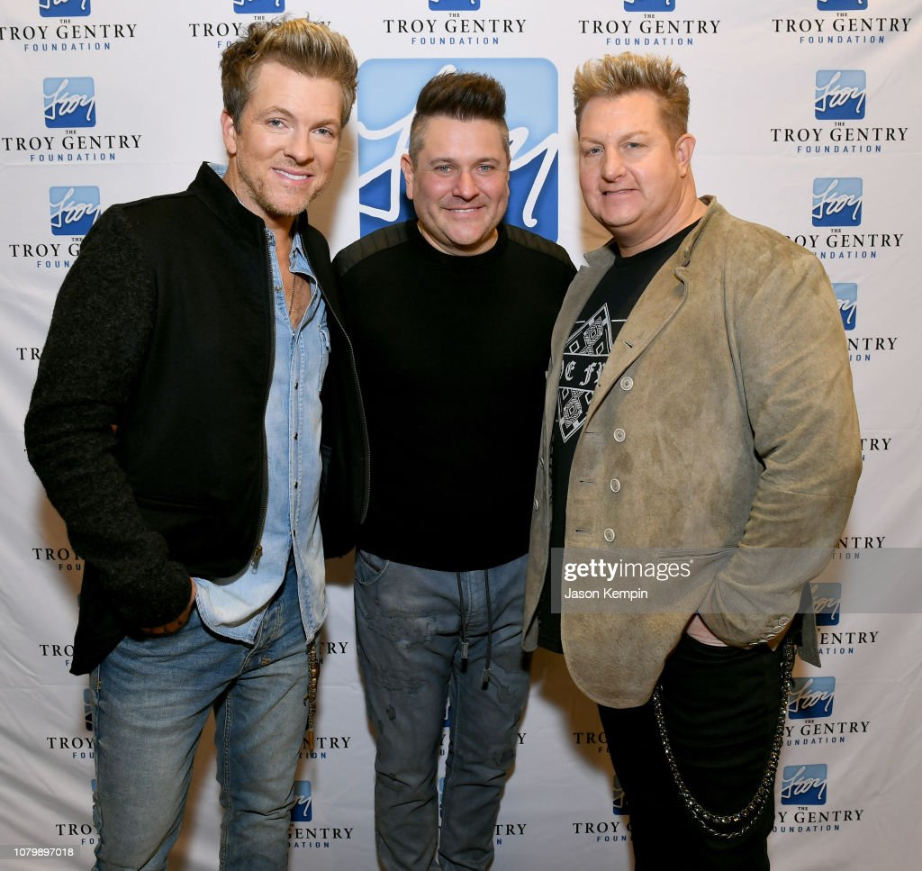 C'Ya On The Flipside Benefit Concert! To Benefit The Troy Gentry Foundation : News Photo