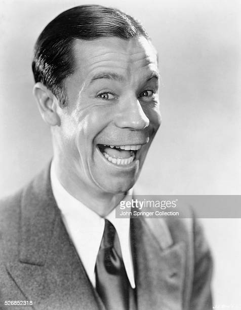 Joe E Brown at the time of his appearance in the movie Son of a Sailor