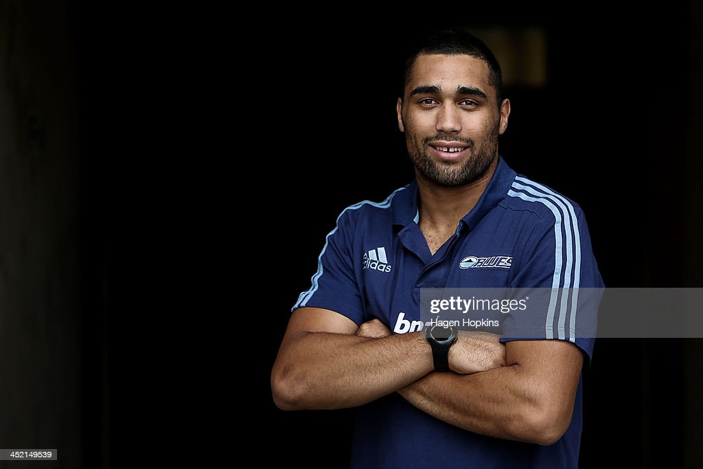 New Zealand Rugby Induction Day : News Photo