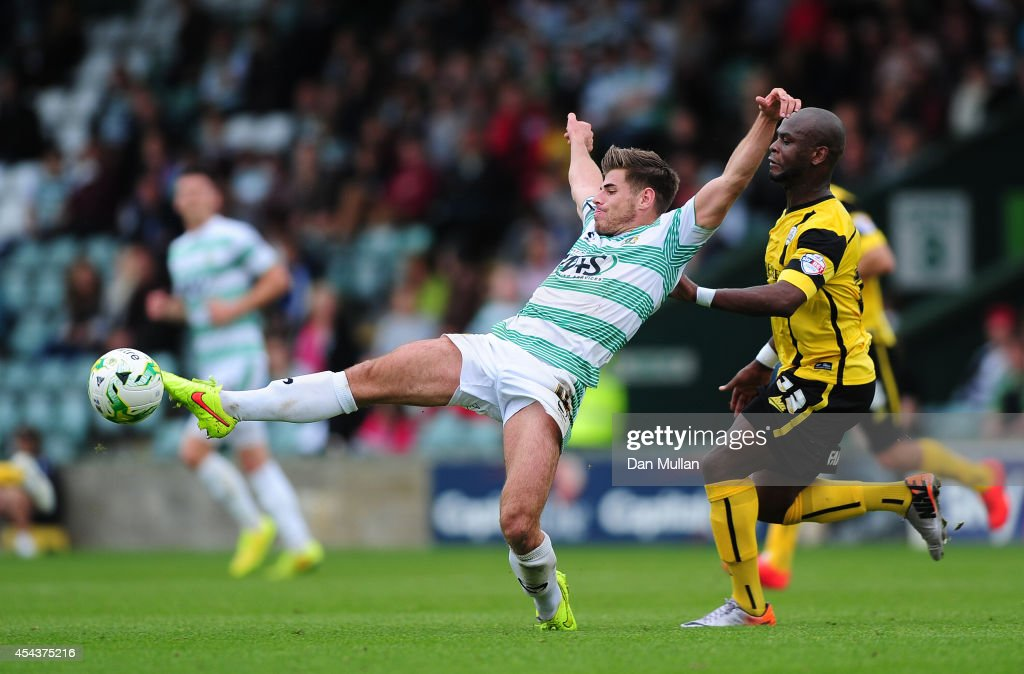 Yeovil Town v Barnsley - Sky Bet League One