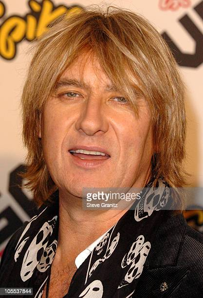 Joe Elliot during 2005 Spike TV Video Game Awards Arrivals at Gibson Amphitheater in Universal City California United States