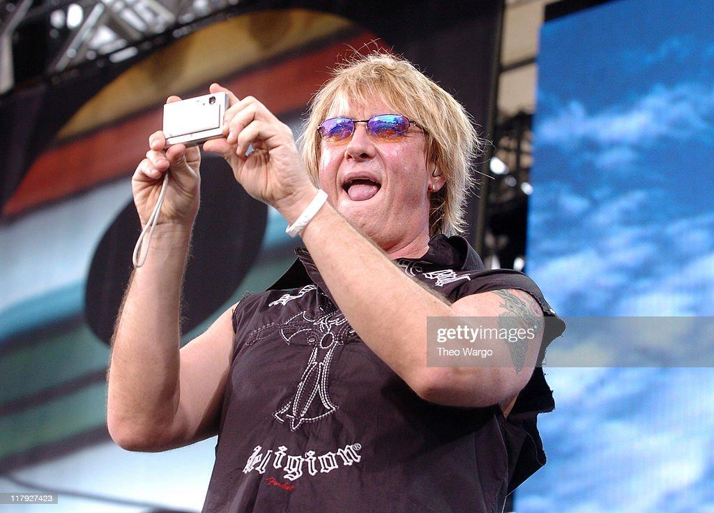 LIVE 8 - Philadelphia - Show : News Photo