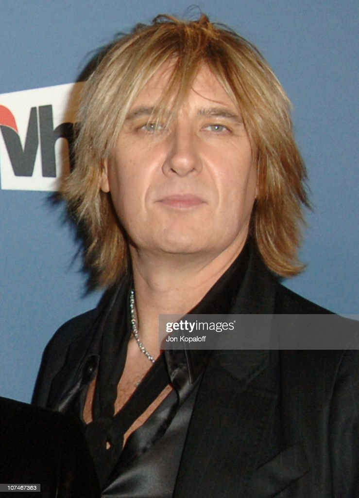 Joe Elliott of Def Leppard during VH1 Big in '05 - Arrivals at Sony Studios in Los Angeles, California, United States.