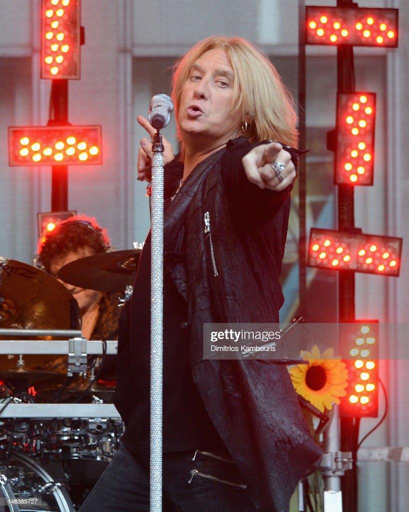 """FOX & Friends"" All American Concert Series - Def Leppard"