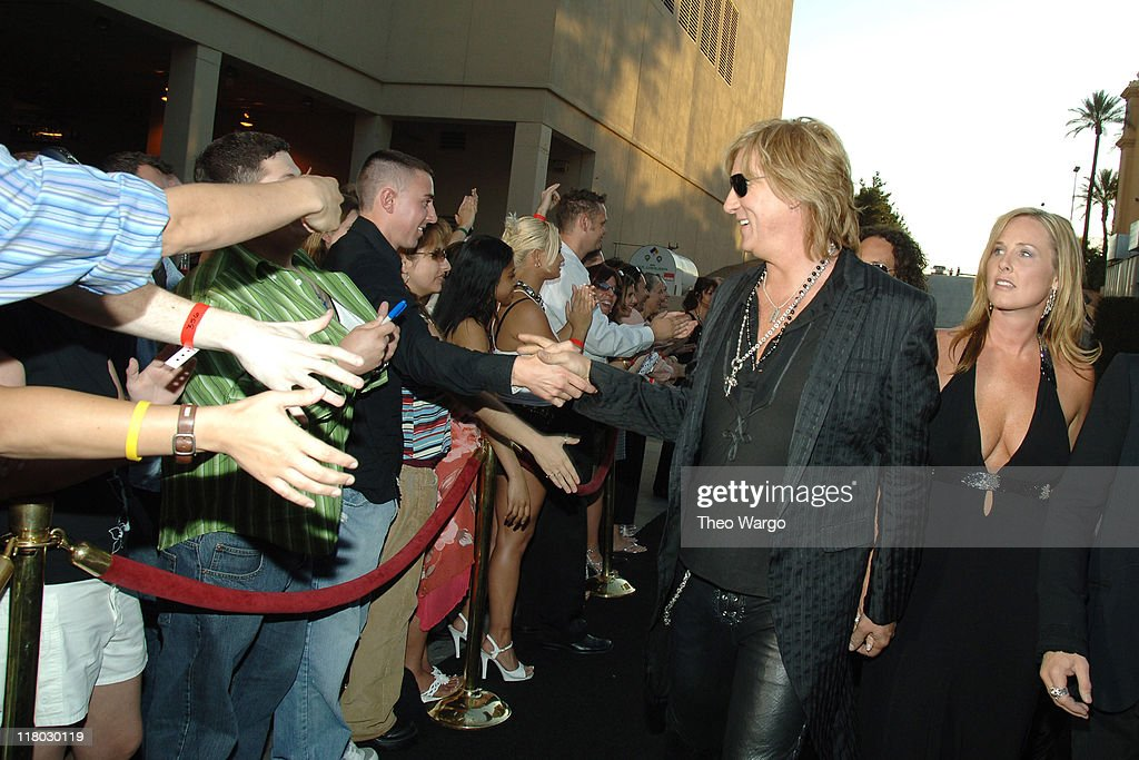 2006 VH1 Rock Honors - Arrivals
