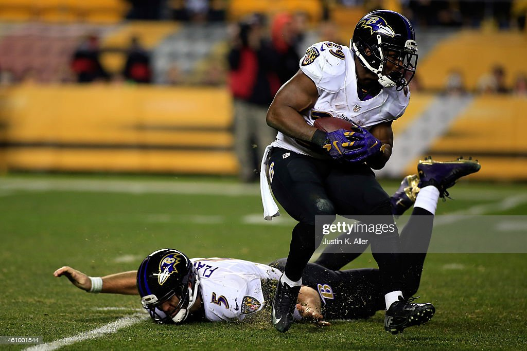 Wild Card Playoffs - Baltimore Ravens v Pittsburgh Steelers