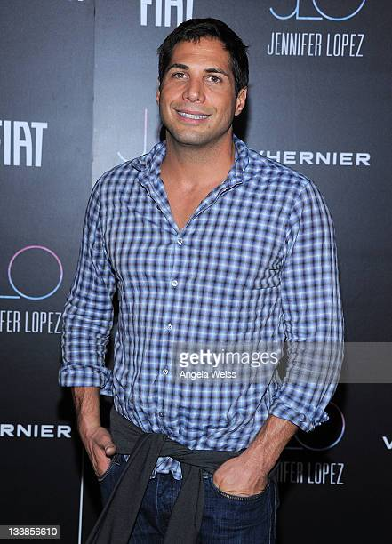 Joe Francis arrives to Jennifer Lopez's 2011 American Music Awards PostParty at Greystone Manor Supperclub on November 20 2011 in Los Angeles...