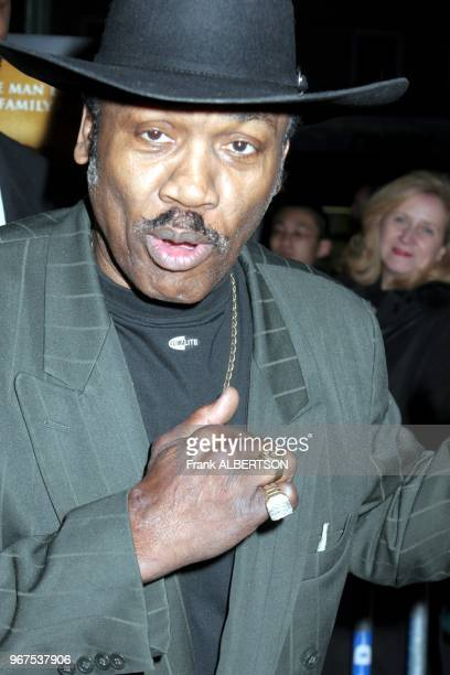 Joe Frazier at the Premiere Of 'Ring Of FireThe Emile Griffith Story' in New York City Photo by Frank Albertson