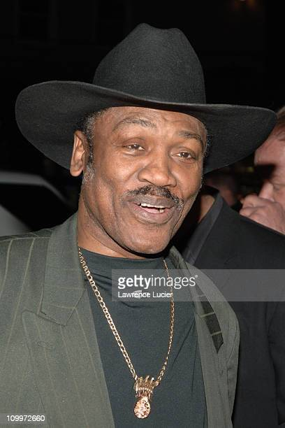 Joe Frazier during Ring of Fire: The Emile Griffith Story New York City Premiere at Beekman Theater in New York City, New York, United States.