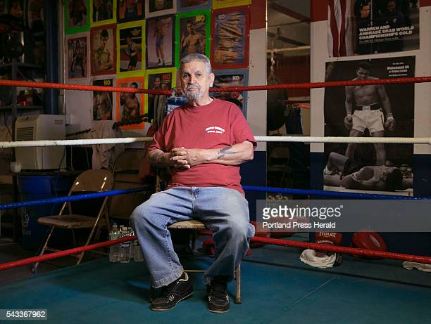 Joe Gamache snuck into the boxing match between Muhammad Ali and Sonny Liston but arrived too late because the fight was over in the first round...