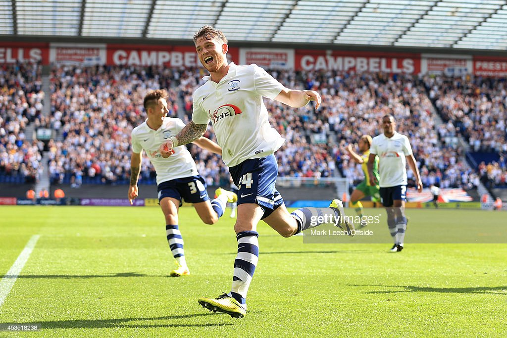 Preston North End v Notts County - Sky Bet League One : News Photo