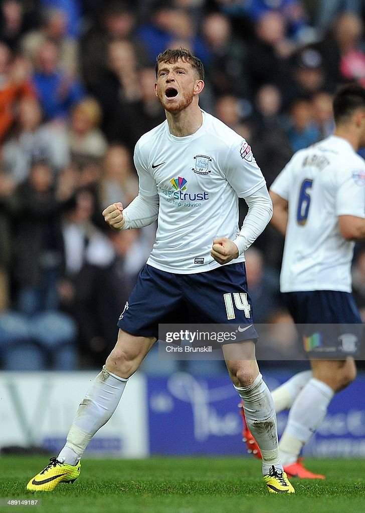Preston North End v Rotherham United - Sky Bet League One Play Off Semi Final: First Leg : News Photo