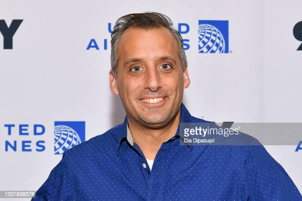 Joe Gatto attends Impractical Jokers The Movie A Conversation With The Tenderloins at 92nd Street Y on February 20 2020 in New York City