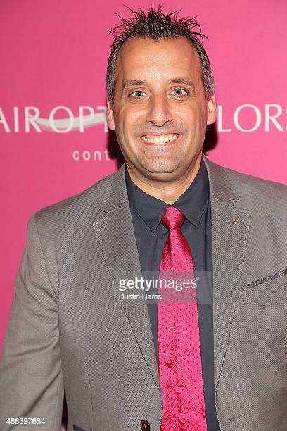 Joe Gatto attends OK Magazine's Spring 2016 NYFW party at HAUS Nightclub on September 15 2015 in New York City