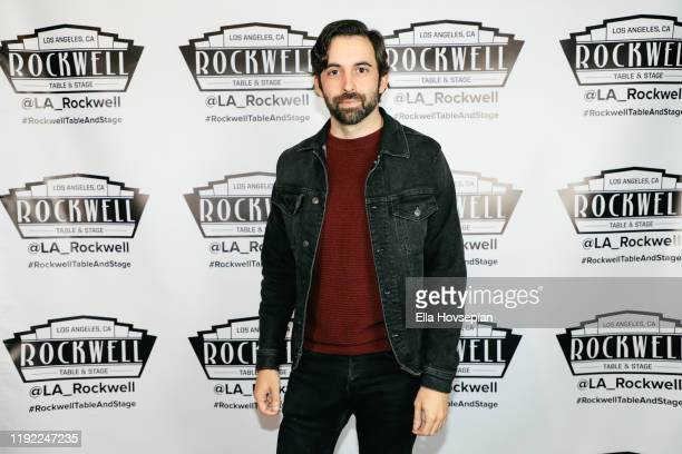 Joe Gillette attends A Molly Jolly Christmas at Rockwell Table and Stage on December 05 2019 in Los Angeles California