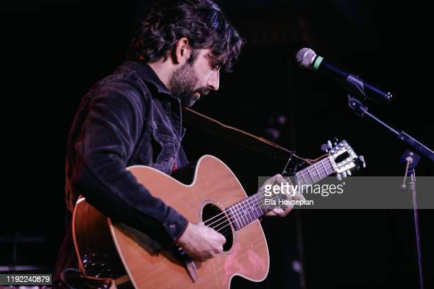 Joe Gillette performs at Rockwell Table and Stage on December 05 2019 in Los Angeles California
