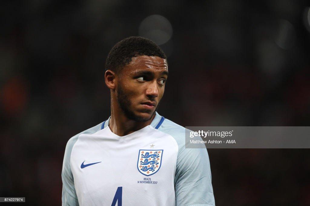 England v Brazil - International Friendly : ニュース写真