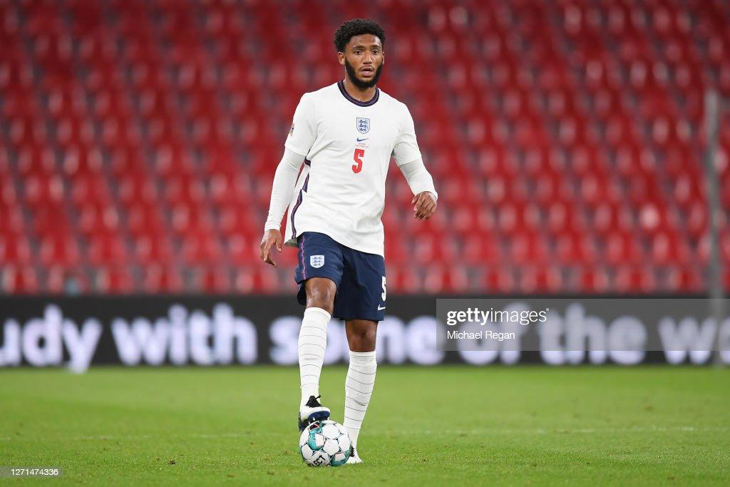 Denmark v England - UEFA Nations League : ニュース写真
