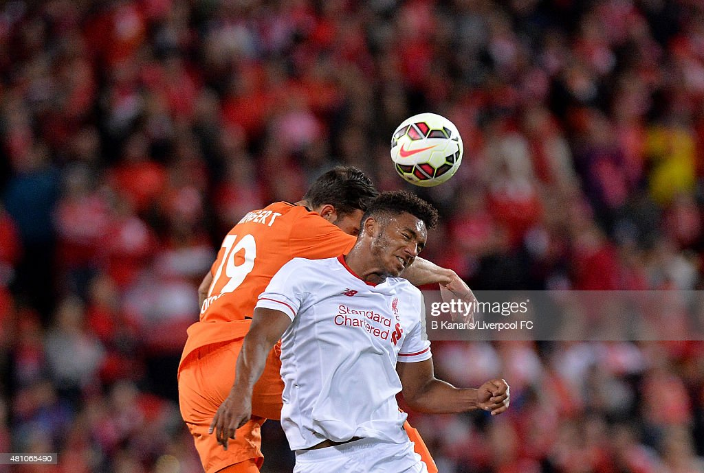 Brisbane Roar v Liverpool FC