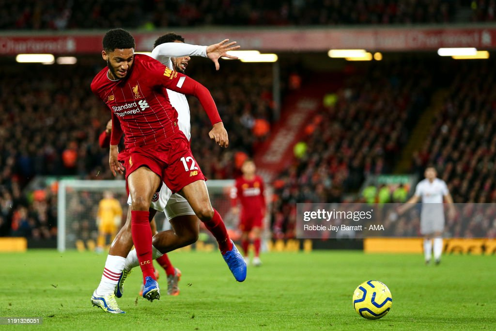 Liverpool FC v Sheffield United - Premier League : News Photo