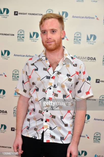 Joe Hackman is seen during 37th Annual Miami Film Festival presented by Miami Dade College opening night at Olympia Theater At Gusman Hall on March 6...