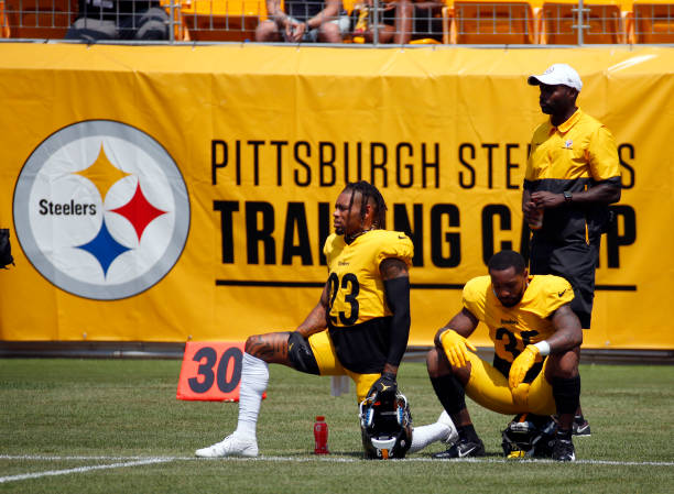 PA: Pittsburgh Steelers Training Camp
