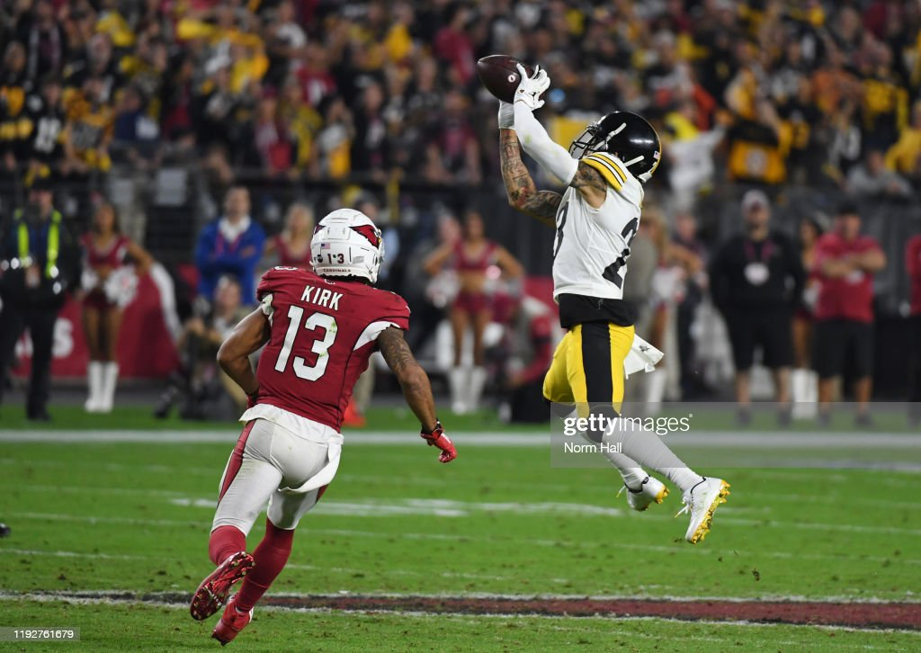 Pittsburgh Steelers v Arizona Cardinals : News Photo