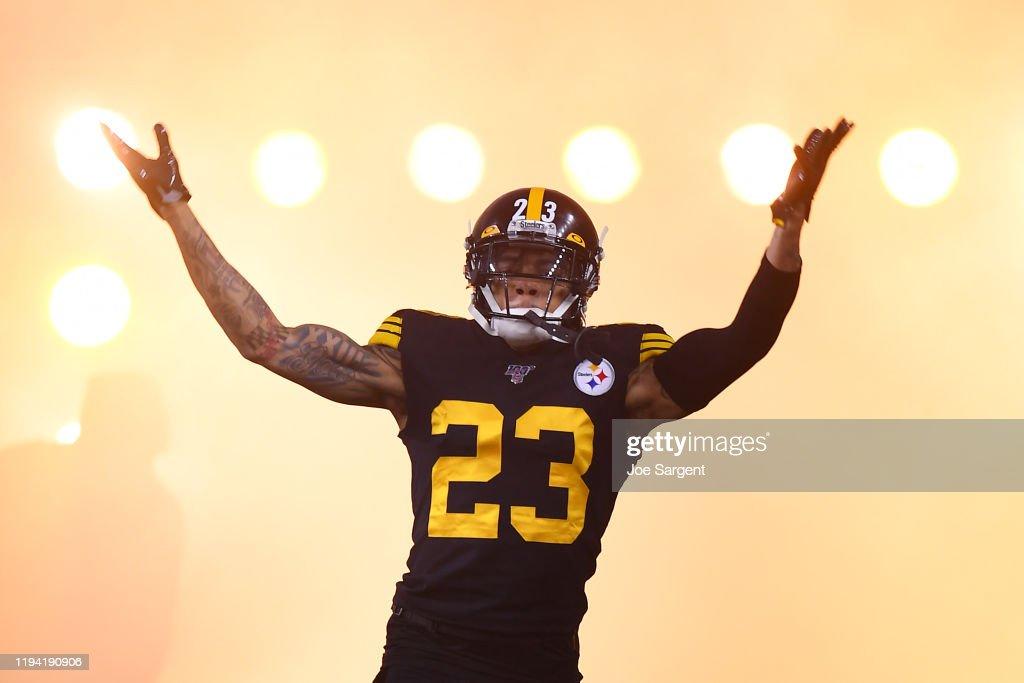 Buffalo Bills vPittsburgh Steelers : News Photo