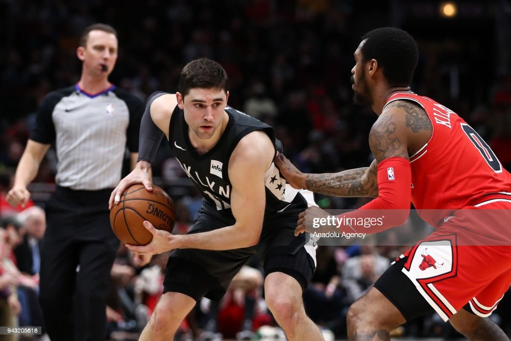 NBA: Brooklyn Nets vs Chicago Bulls : News Photo