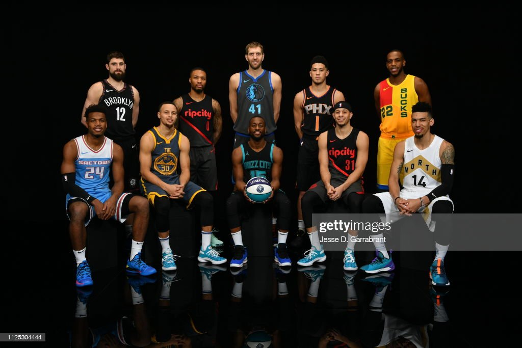 2019 NBA All Star Portraits : News Photo