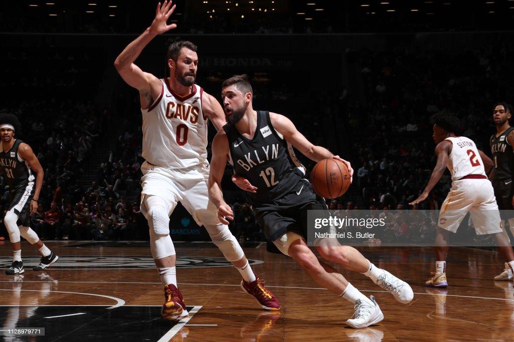 Cleveland Cavaliers v Brooklyn Nets : News Photo