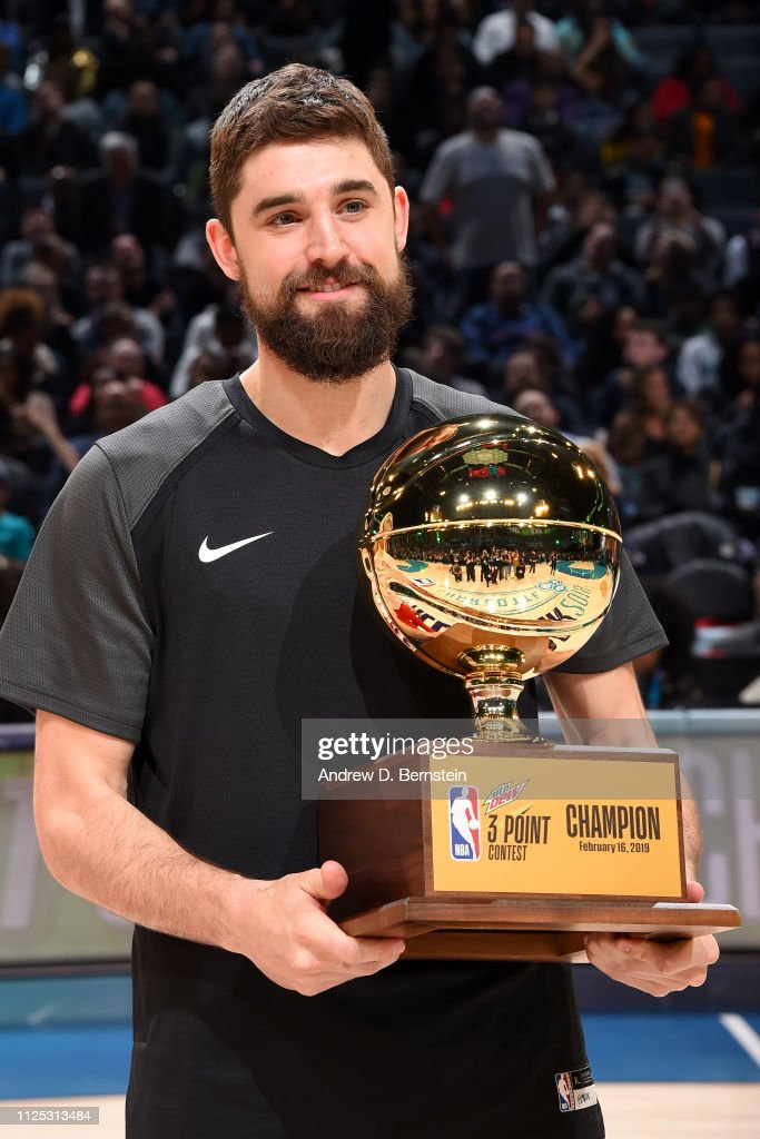 2019 Mtn Dew 3-Point Contest : News Photo