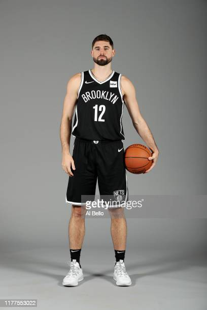 Joe Harris of the Brooklyn Nets poses for a portrait during Media Day at HSS Training Center on September 27 2019 in New York City