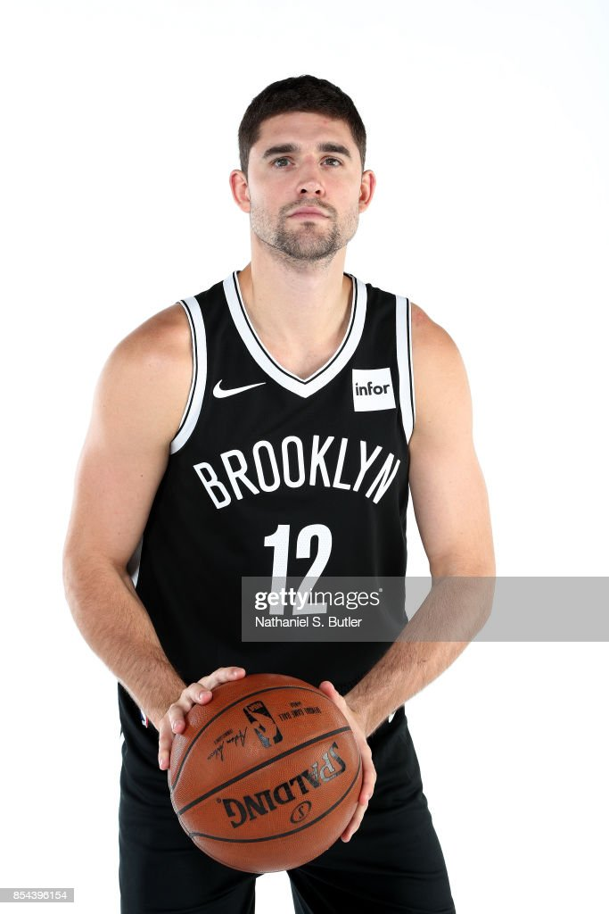 2017-18 Brooklyn Nets Media Day : News Photo